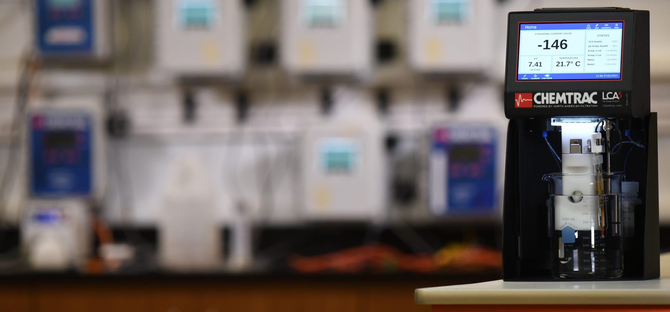 The next generation Lab Charge Analyzer