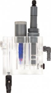 Double Flow with ph and Chlorine - datasheet
