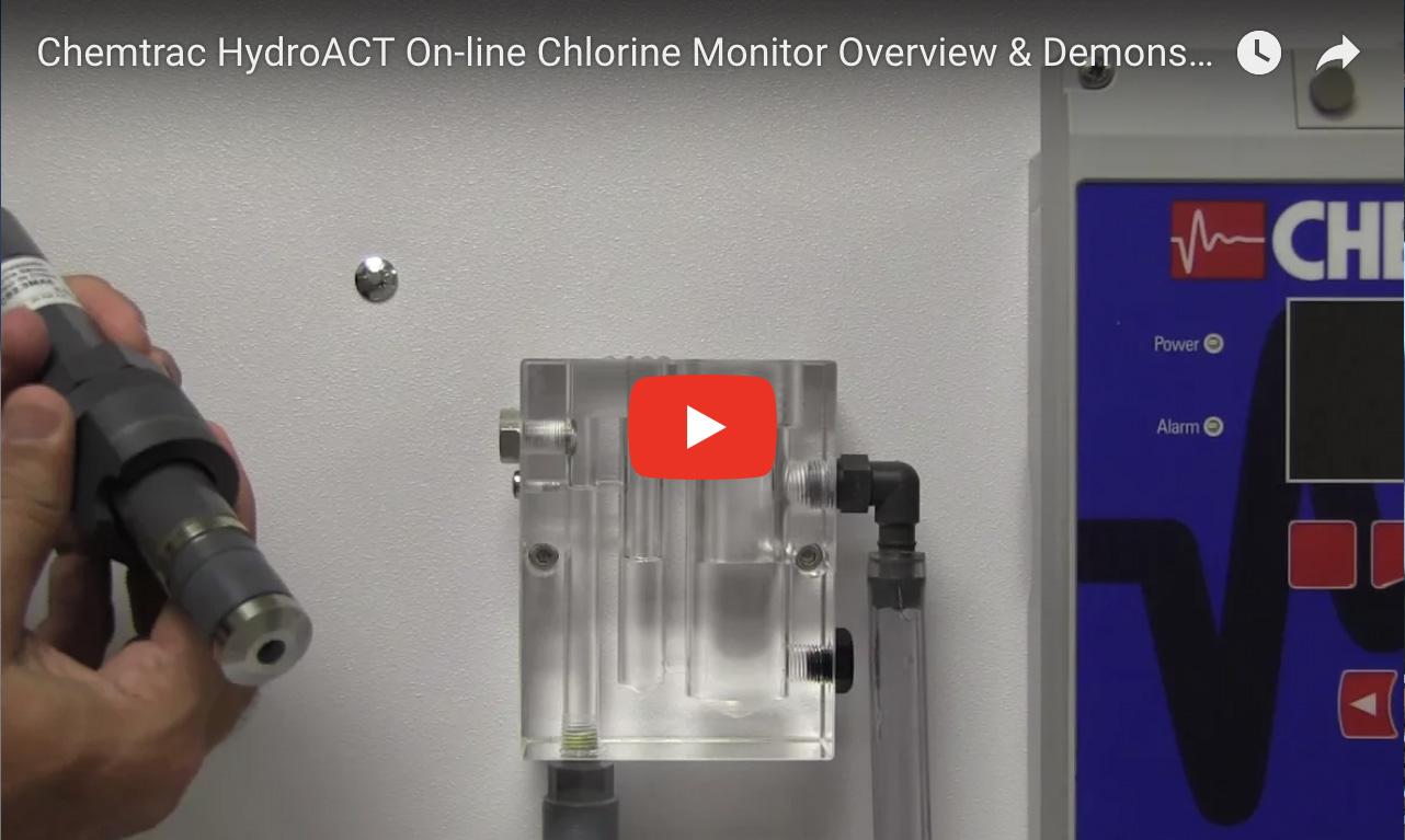 New Chlorine Analyzer Video Demonstration