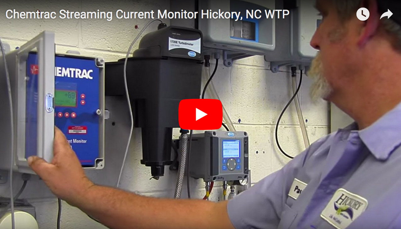 Hickory, NC | Streaming Current Monitor Success Story