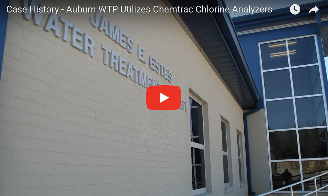 "WTP Prefers ""Reagentless"" Chlorine Analyzers"