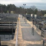 NC Water Treatment Plant Installation