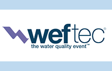 Come See us at WEFTEC (Booths 1841 & 1844)